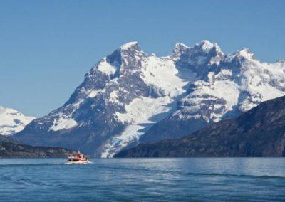 Balmaceda & Serrano Glaciers