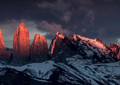 Full Day Torres del Paine Park