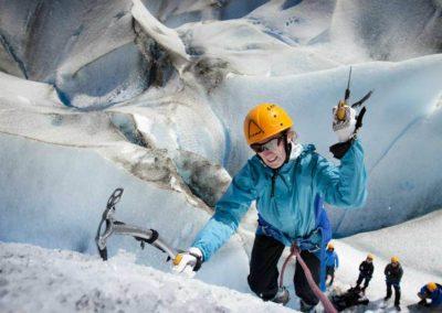 Ice Hike on Grey Glacier
