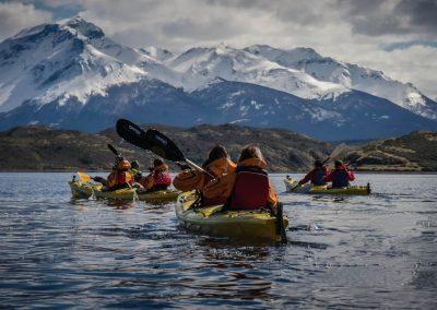 Patagonia Adventure - Kayak