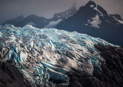 Glaciar Grey. Foto: Alan Oyarzo