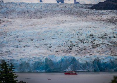 Navegación Grey. Foto: Alan Oyarzo