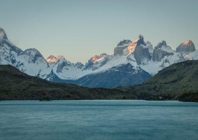 Río Paine. Foto: Alan Oyarzo